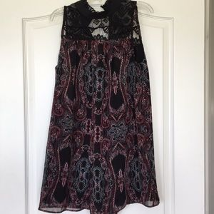 Brand new dress with shorts.